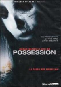 Possession di Joel Bergvall,Simon Sandquist - DVD