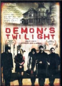 Demon's Twilight di Federico Lagna - DVD