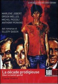 Cover Dvd Dieci incredibili giorni (DVD)