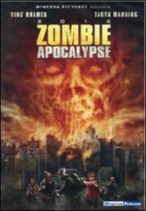 Zombie Apocalypse di Nick Lyon - DVD