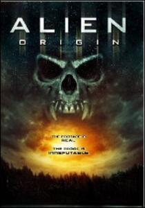 Alien Origin di Mark Atkins - DVD