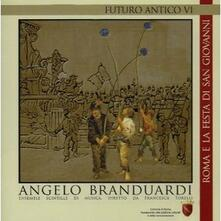 Futuro Antico VI - CD Audio di Angelo Branduardi