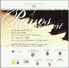 Pianos in Concert - CD Audio