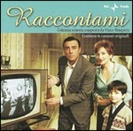 Cover CD Raccontami - Capitolo II