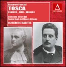 Tosca - CD Audio di Giacomo Puccini