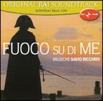 Cover CD Fuoco su di me