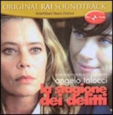 La Stagione Dei Delitti (Colonna sonora) - CD Audio di Angelo Talocci
