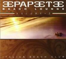 Papeete Beach Lounge vol.2 - CD Audio