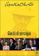 Cover Dvd DVD Giochi di prestigio. Agatha Christie