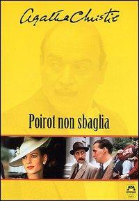 Locandina Poirot non sbaglia. Agatha Christie