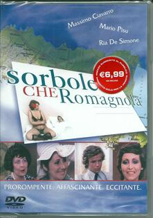 Sorbole... Che romagnola! (DVD) di Alfredo Rizzo - DVD
