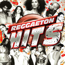 Reggaeton Hits - CD Audio