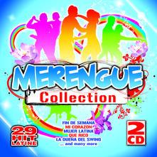 Merengue Collection - CD Audio