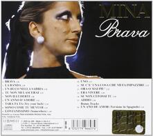 Brava (Bonus Track) - CD Audio di Mina