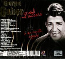 E Allora Dai I Suoi Grandi Successi - CD Audio di Giorgio Gaber