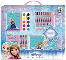 Frozen. Set Crea E Colora