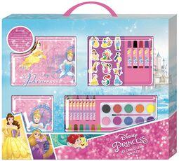 Cartoleria Principesse Disney Set Cancelleria 100 Pz Joko
