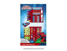 Spider-Man Valigetta Colori Da 54 Pz
