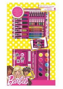 Valigetta Colori 52 Pezzi. Barbie. Mc Br0184