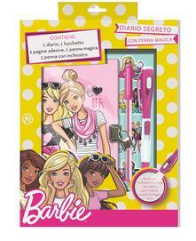 Diario Con Penna Magica. Barbie. Mc Br0422