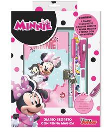 Diario Con Penna Magica. Minnie. Mc Min0422