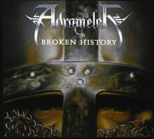 Broken History - CD Audio di Adramelch