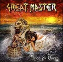 Lion & Queen - CD Audio di Great Master