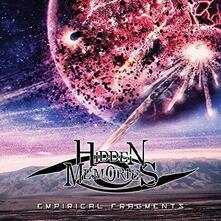Empirical Fragments - CD Audio di Hidden Memories
