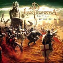 The Curse of the Iron King - CD Audio di Lux Perpetua