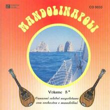 Mandolinapoli vol.5 - CD Audio