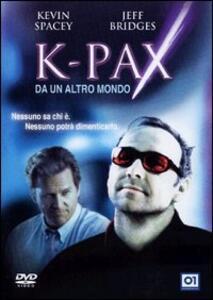 K-Pax. Da un altro mondo di Iain Softley - DVD