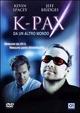Cover Dvd K-Pax – Da un altro mondo