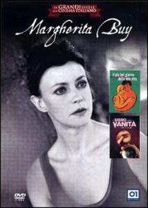 Margherita Buy. Il siero della vanità - Il più bel giorno della mia vita (2 DVD) di Cristina Comencini,Alex Infascelli