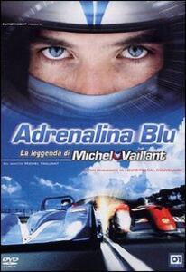 Adrenalina Blu. La leggenda di Michel Vaillant di Louis-Pascal Couvelaire - DVD