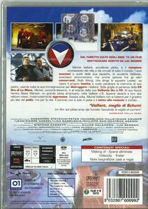 Adrenalina Blu. La leggenda di Michel Vaillant di Louis-Pascal Couvelaire - DVD - 2