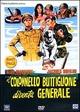 Cover Dvd DVD Il colonnello Buttiglione diventa generale