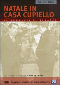 Natale in casa Cupiello. Collector's Edition (2 DVD) di Eduardo De Filippo