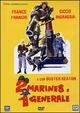 Cover Dvd Due marines e un generale
