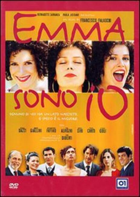 Emma sono io di Francesco Falaschi - DVD