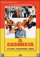 Cover Dvd Il casinista