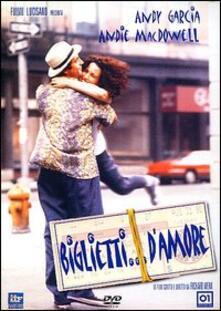 Biglietti d'amore di Richard Wenk - DVD