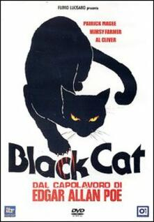 The Black Cat di Lucio Fulci - DVD