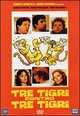 Cover Dvd DVD Tre tigri contro tre tigri
