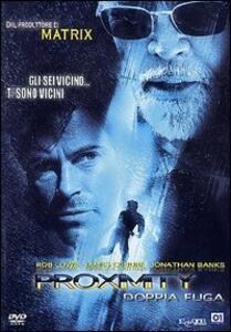 Proximity. Doppia fuga di Scott Ziehl - DVD