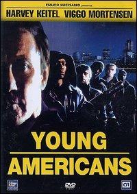 Locandina Young Americans