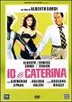 Cover Dvd DVD Io e Caterina