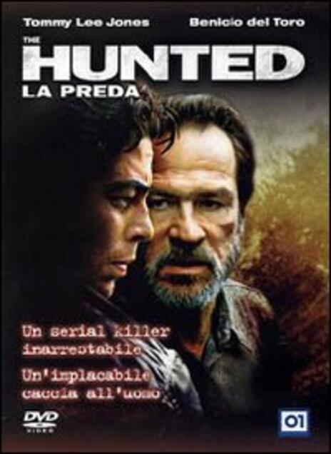 The Hunted. La preda di William Friedkin - DVD