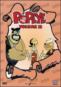 Popeye. Vol. 13 - DVD
