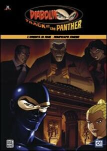 Diabolik. Track of the Panther. Vol. 02 - DVD