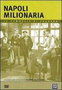 Napoli milionaria di Eduardo De Filippo - DVD